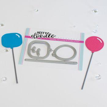 ***NEW*** Heffy Doodle - Stitched Balloon die
