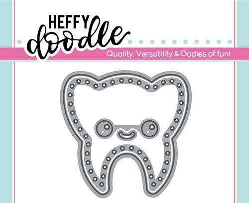 Heffy Doodle - Tooth Plush Die