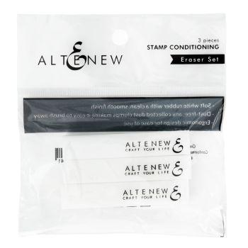 Stamp Conditioning Eraser Set - Altenew