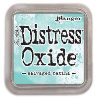 ***NEW*** Tim Holtz Distress Oxide Pad Salvaged Patina