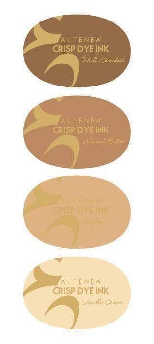 Delectable Delights Crisp Dye Ink pad Set - Altenew