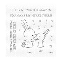 My Favorite Things - Bunny Wishes Clear Stamps