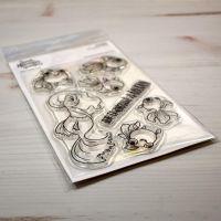 Sweet November - Goldie Clear stamp set
