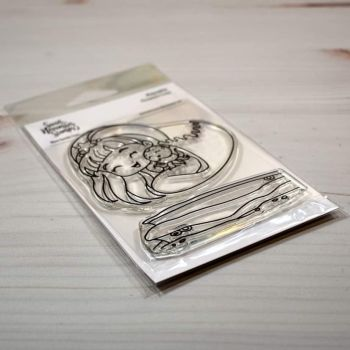 Sweet November - Aquata Clear stamp set