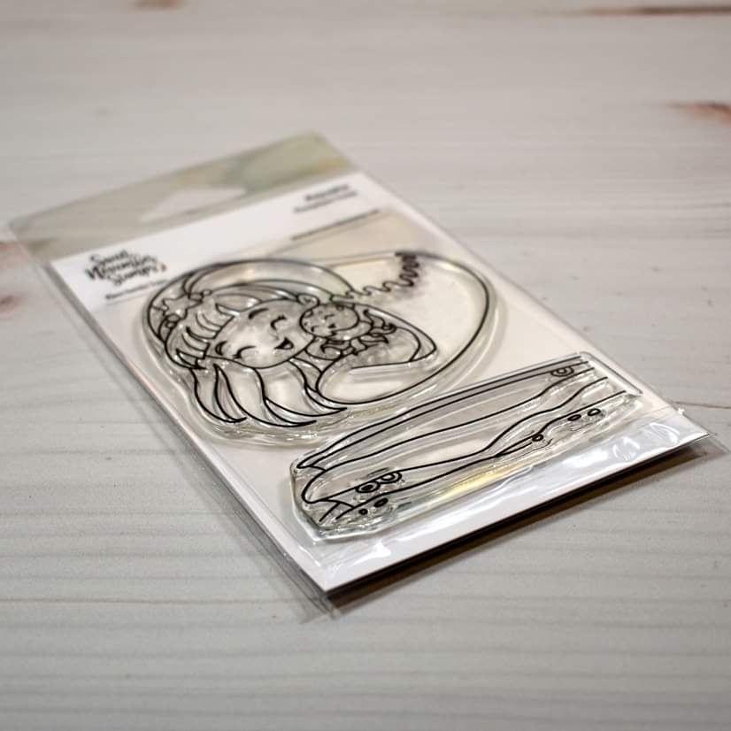****NEW****Sweet November - Aquata Clear stamp set