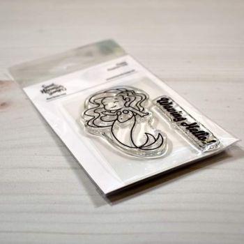 Sweet November - Finley Clear stamp set
