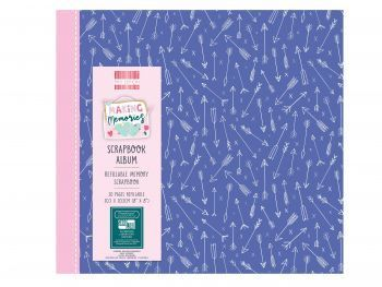 First Editions Making Memories 8x8 scrapbook Album