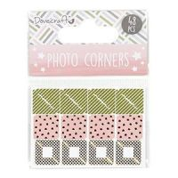 Dovecraft Planner Accessory Good Year - Photo Corners