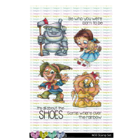C.C. Designs - WOO Clear Stamps