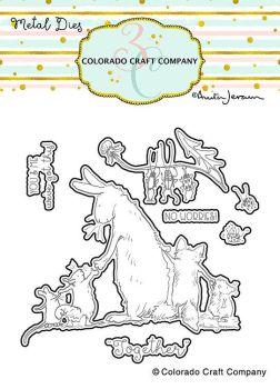 Colorado Craft Company ~ Anita Jeram ~ Better Together Dies