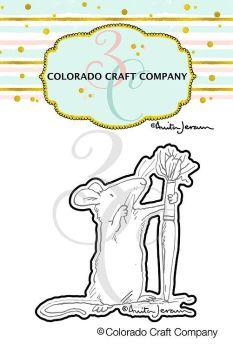 Colorado Craft Company ~ Anita Jeram ~ Be Creative Mini Die