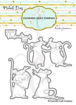 Colorado Craft Company ~ Anita Jeram ~ Ever Thine Dies
