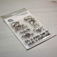 Sweet November - A Fairwee Summer Picnic Expansion Pack Clear stamp set