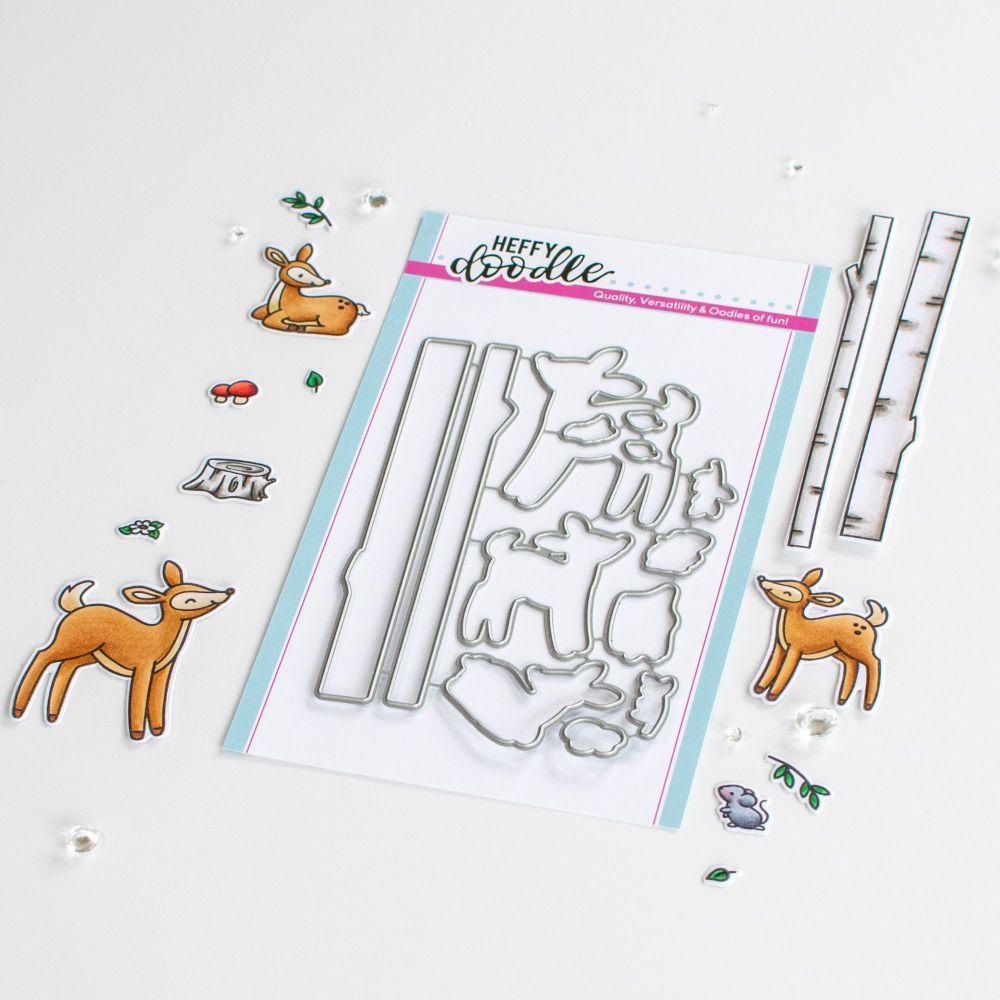 ***NEW*** Heffy Doodle - Deer To Me Die set