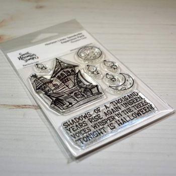 ****NEW**** Sweet November - Expansion Pack: Spookville Clear stamp set