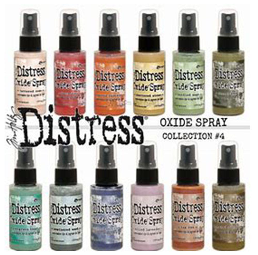 Distress Oxide & Stain Sprays
