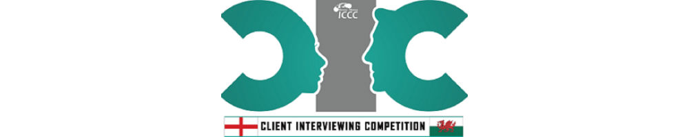 The Client Interviewing Competition, site logo.
