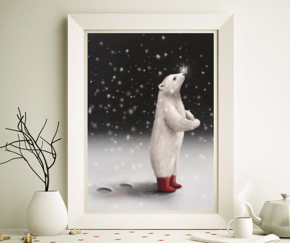 The Bear in Splendid Boots