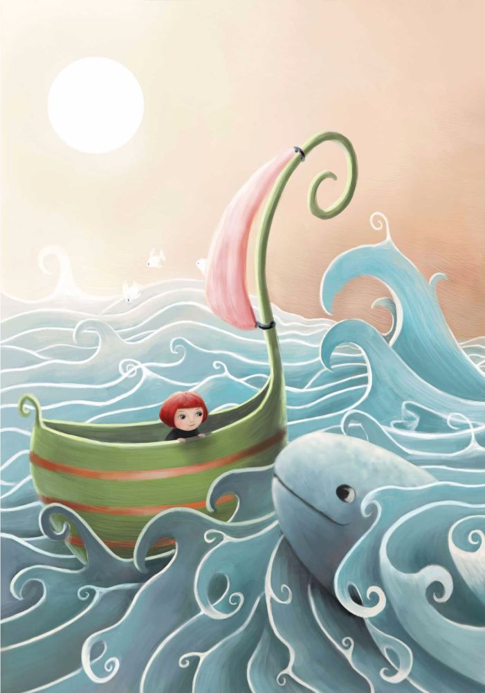 Adventures in a Pea Green Boat