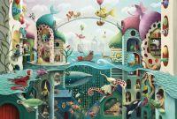 If Fish Could Walk Art Print