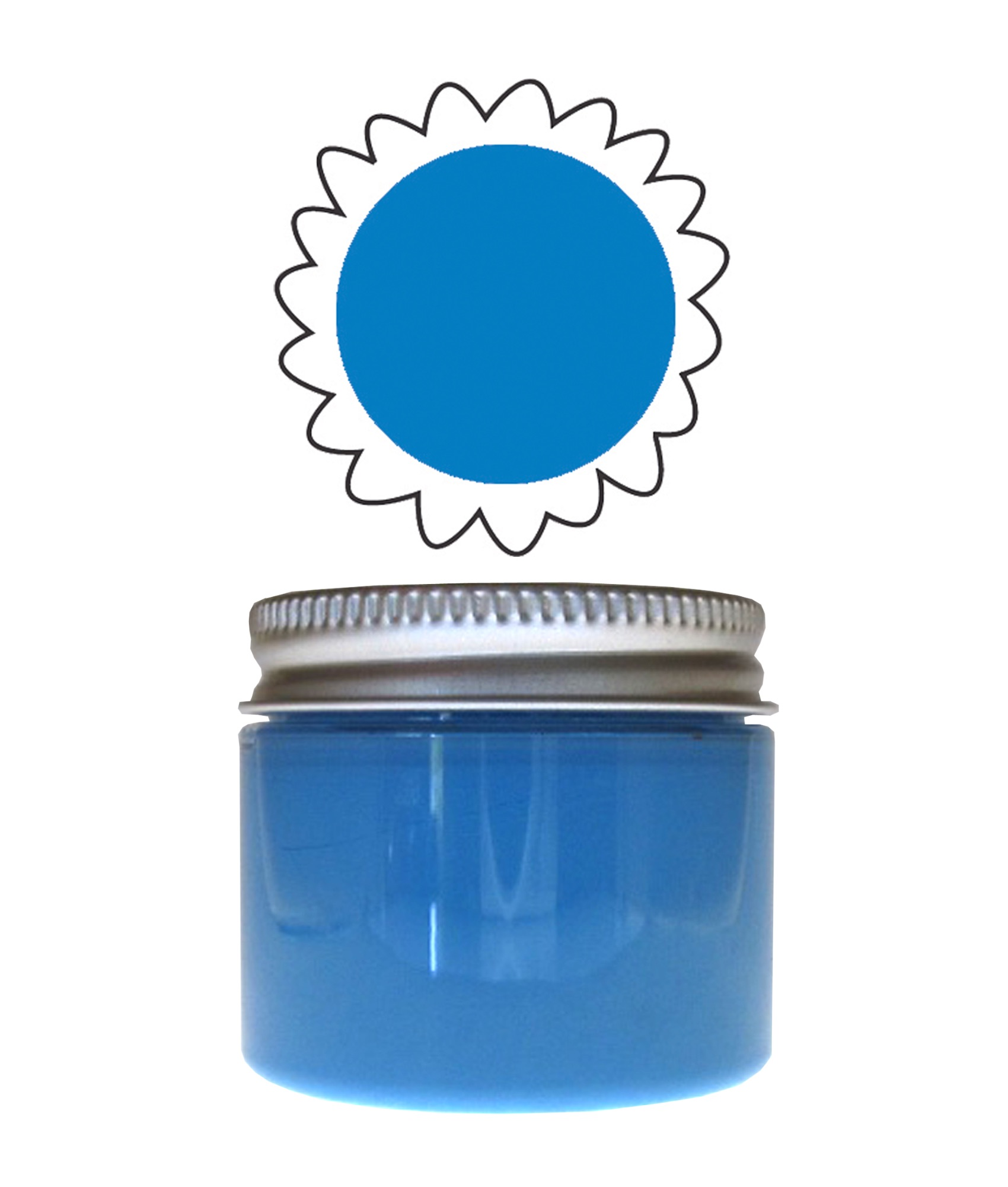 ST.IVES BLUE 50X