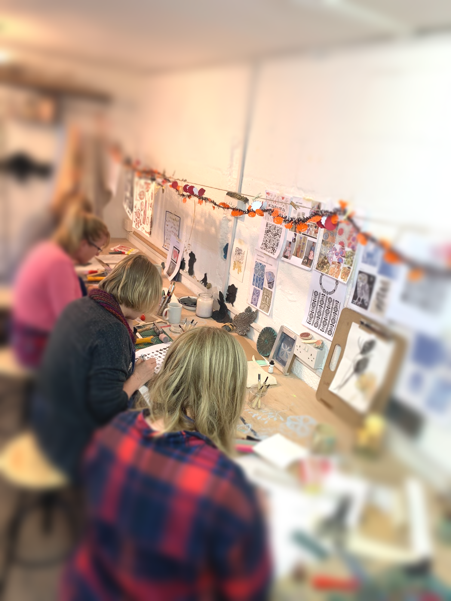 print making workshops in cornwall