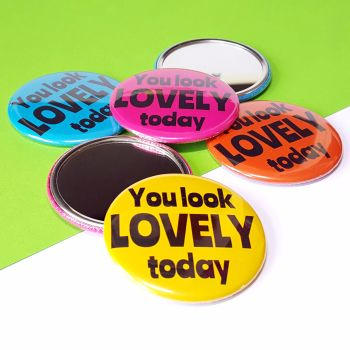 Positive Pocket Mirrors