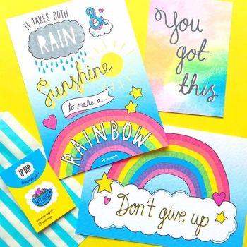 Ip Dip Designs Colourful Stationery