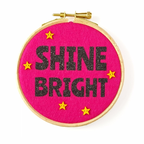 Shine Bright Wall Hanging