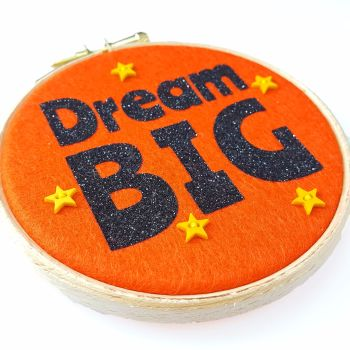 Dream Big Wall Hanging