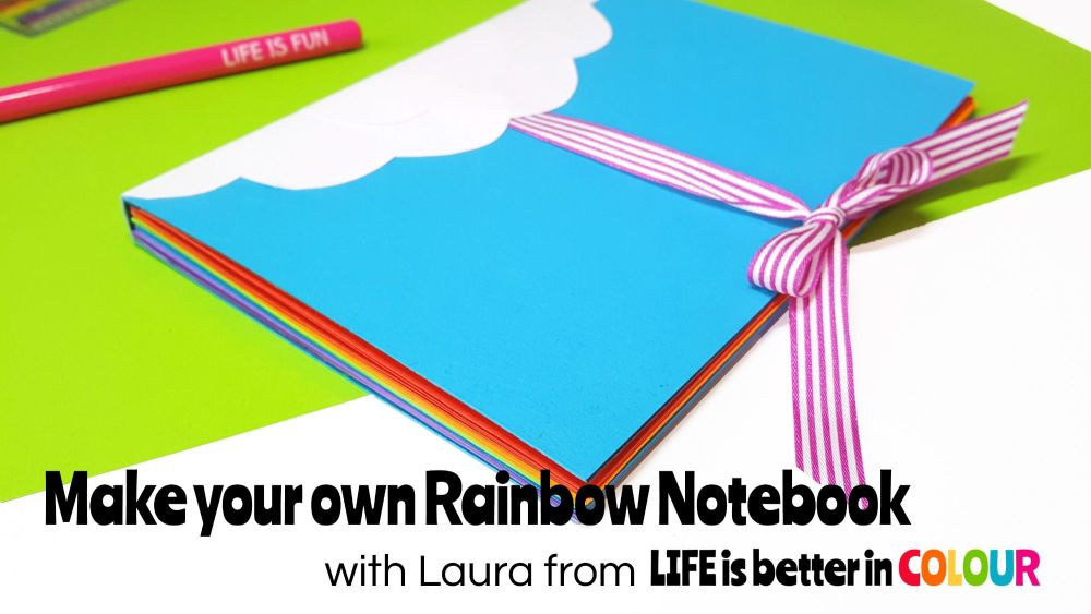 Rainbow Notebook Workshop