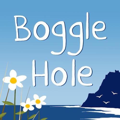 Boggle Hole Logo