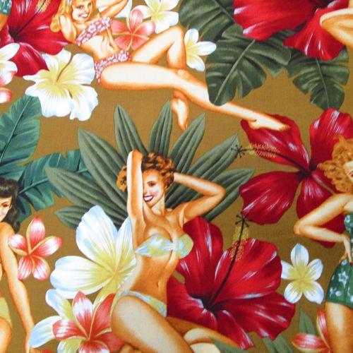 Aloha - Alexander Henry Fabric