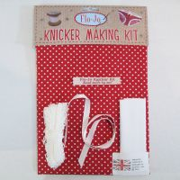 Flo-Jo Knicker Kit - Red Polka -