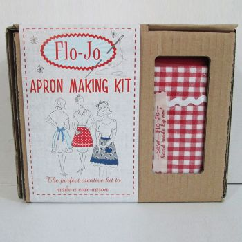 Apron Kit - Gingham ON SALE
