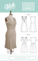 Wren Sewing Pattern