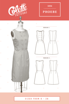 Phoebe Sewing Pattern