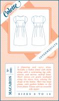 Macaron Sewing Pattern