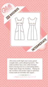 Rooibos Sewing Pattern