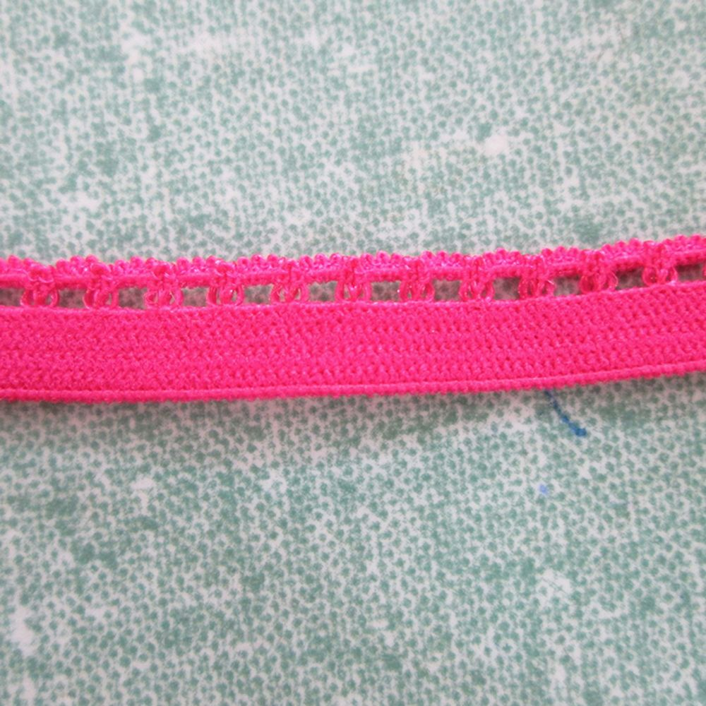 Elastic - Pink Looped