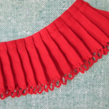 Red Frill