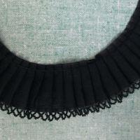 Frill- Black