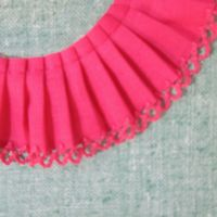 Frill -Pink