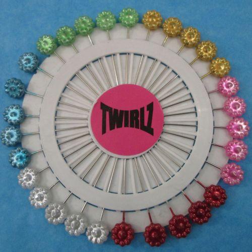 Flower Pins