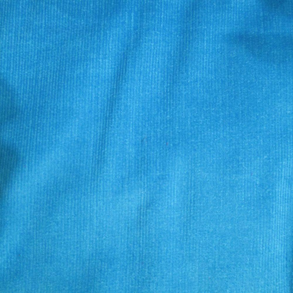 Turquoise Cordouroy