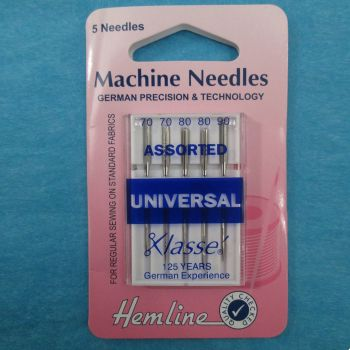 Machine Needles - Standard