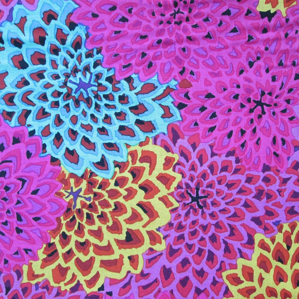 Dahlia Fabric - by Kaffe Fasset