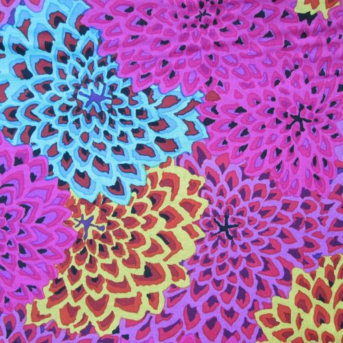 Dahlia Fabric - by Kaffe Fasset
