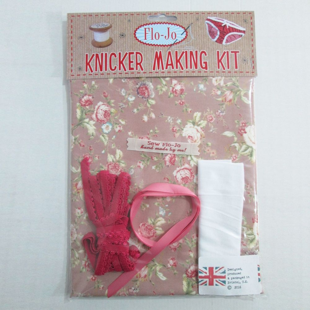 Flo-Jo Knicker Kit - Edie