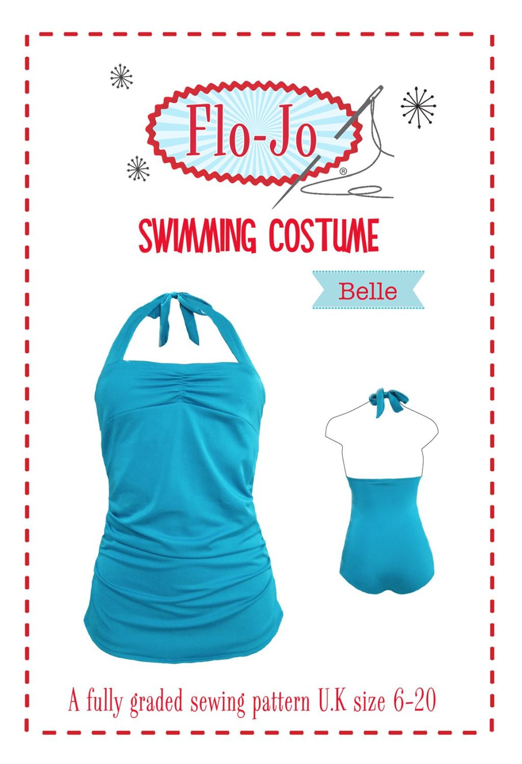 Belle Swimming Costume